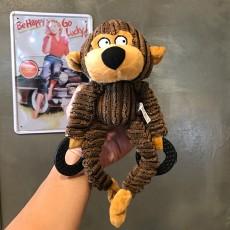 원숭이 인형 대형견 장난감